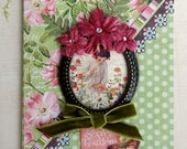 Secret Garden All Occasions Card