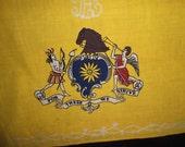Vintage Philadelphia Light Horse Flag