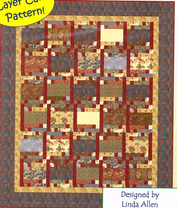Lady Baltimore Quilt Pattern Cozy Quilt Designs Layer Cake 10