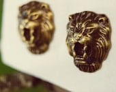 Roaring Lion Earrings