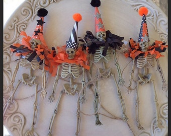 halloween decoration skeleton garland halloween decoration halloween ornament - Halloween Decoration Pictures