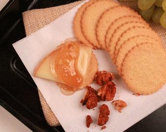 Comice Pear with Vanilla Bean