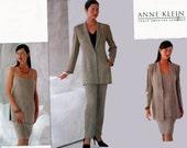Anne Klein Separates Misses Jacket, Top, Skirt & Pants Vogue Pattern 2167 Size 18-22 UNCUT