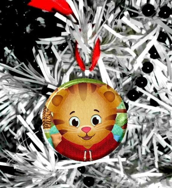 Items similar to Daniel Tiger's Neighborhood Christmas Tree ...