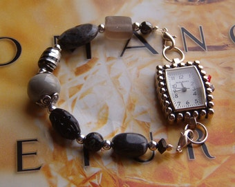 Stormy Weather Interchangeable Bracelet Watch Band