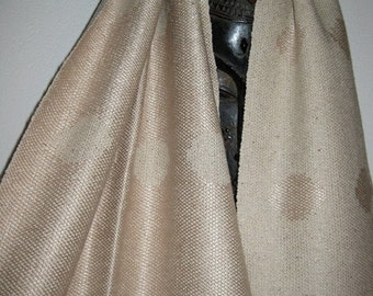 Handwoven Shawl,  Baby Camel and Silk, Natural Undyed Silk Shawl, Accessories Woven by Tisserande