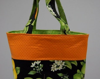 Tote & Go Pattern