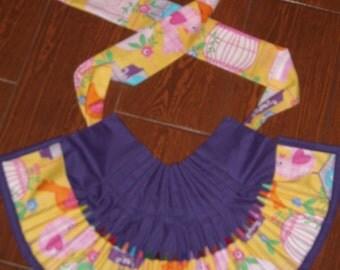 Sing song crayon apron
