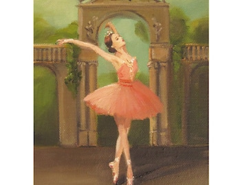 Enchanted Dancer:  The Music Box Ballerina's Mesmerizing Debut Performance As The Sugar Plum Fairy