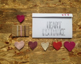 Heart Insurance : DIY fine wool repair kit