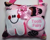 Tooth Fairy Pillow Generic or Personalize with Name