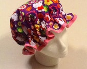 Shower Cap in fun Hello Kitty print - adult size