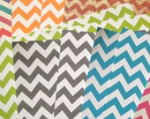 Chevron Series -  Printed Paper - Set of 13 - 6x6 Inches