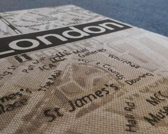 London (a notebook)