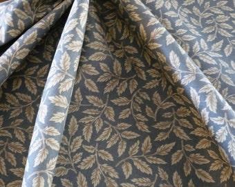 6 3/4 Yards Concord Fabrics Elli Drapery / Light Upholstery Gray