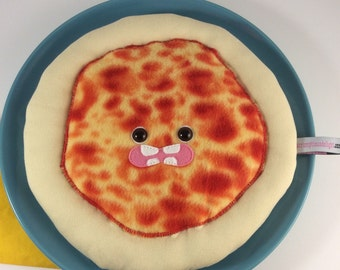 Plush Pizza Toy