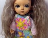 custom made Lati Yellow wig..