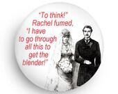 PERSONALIZED Wedding Shower Favor-Funny Wedding Favor MAGNET