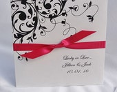 Wedding CD Holders - Lottery Ticket Holder - Wedding Favors