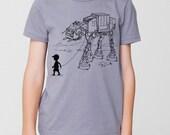 My Star Wars AT-AT Pet - Toddler / Youth American Apparel Kids T-shirt ( Star Wars kids tshirt )