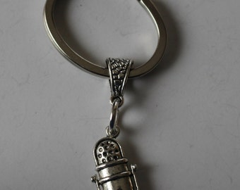 3D MICROPHONE Keyring, Key Ring, Keychain, Key Chain- Singer, Performer, Announcer