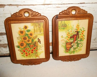 Vintage Wood Country Pictures
