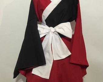 Harley Quinn Kimono Dress