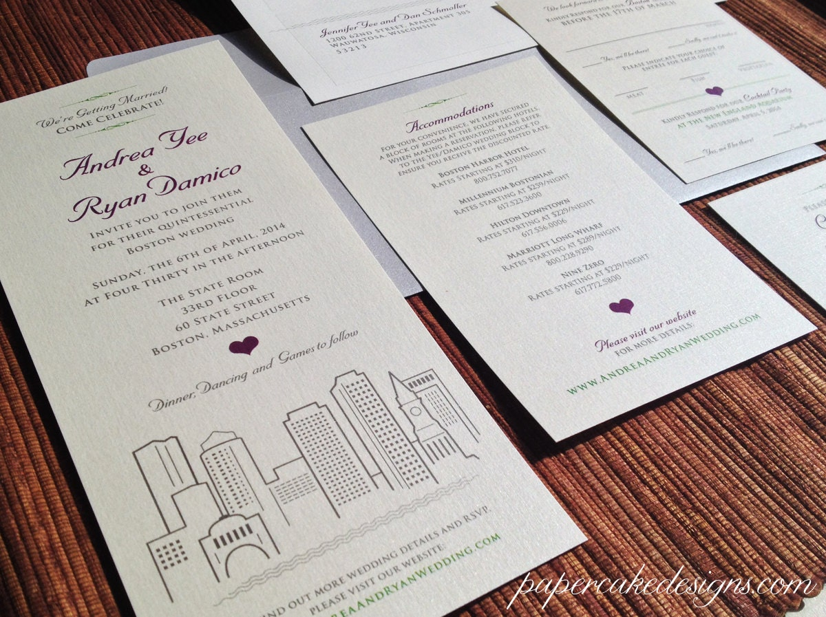 Graphic Design Wedding Invitations: Custom Graphic Design / Wedding Invitations By