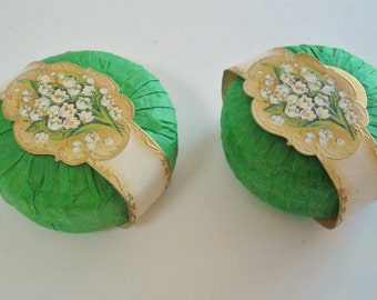 Vintage German Soap Lily of the Valley