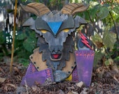 Goat Forest Shaman- Bolt Thrower