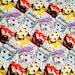 Disney Princess Watercolors Fabric By The Yard FBTY