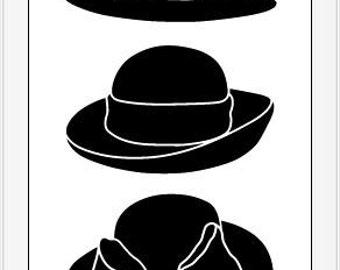 Hat Trio  LG671