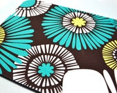 Buy 2 FREE SHIPPING Special!!   Mouse Pad, Computer Mouse Pad, Fabric Mousepad      Straw Daisy Lagoon