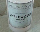 Applewood - Hair Mist - Detangler & Styling Primer - Orchard Apple, Buttery Caramel, Smoky Vanilla - Limited Edition