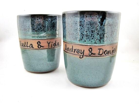 Personalised Vase Wedding Gift : Personalized wedding gift, wedding vase, custom vase, Anniversary ...