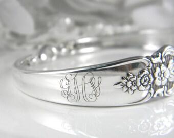 PERSONALIZED Bridesmaid Bracelet, Bridesmaids Bracelets, Bridesmaids Jewelry, Spoon Bracelet, Victorian Wedding, FREE Engraving