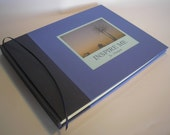 "Custom Wedding Photo Booth Album / Wedding Guest Book. Scrapbook. Photo Album. You Design the Cover. 8.5 x 11"". Photobooth."
