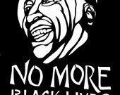 Eric Garner Commemorative Card - No More Black Lives Lost - WE CAN'T BREATHE series -  Pay It Forward
