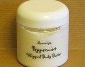 Peppermint Whipped Body Butter - NEW!