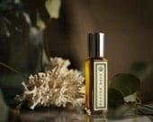 Sand Dollar™ - natural unisex cologne oil - Ocean, Jasmine, Beach, Sand, Seaweed, Sea Salt perfume by For Strange Women (or Men) - 8mL