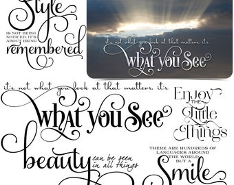 personalised word art template - senior yearbook ads photoshop templates hot shots high
