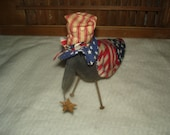Made to Order, Americana Crow,Crow, Americana, Patriotic, Crows, Ofg, Faap, Hafair, Dub