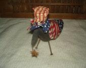 Americana Crow,Crow, Americana, Patriotic, Crows, Ofg, Faap, Hafair, Dub