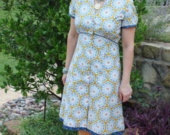 Isabella Dress pattern (SDG-140) - Serendipity Studio