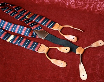 Popular Items For Button Suspenders On Etsy