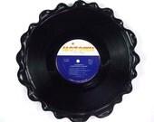 Jackson 5 Vinyl Record Holiday Tray / Platter Vintage LP Album Rare 1970 (Jackson 5 Christmas Album) Motown Label