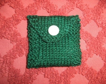 Knitted Tea Bag Carrier