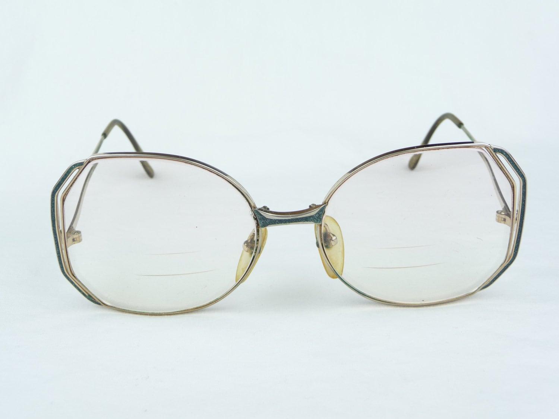 Gold Wire Eyeglass Frames : vintage eyeglasses vintage eyewear gold wire frames vintage