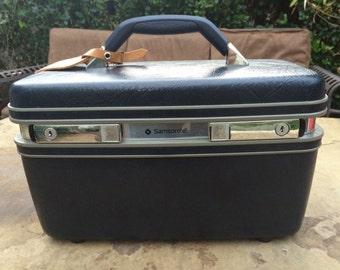 Midcentury Samsonite Mini Luggage - Profile II