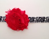 Make your own One flower build your own headband!